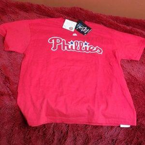 Phillies #11 Jimmy Rollins T-shirt NEW